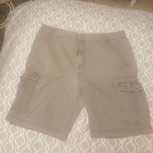 Gray Unionbay shorts